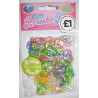 Glow in the dark Loom Band Pack (250 Pieces)