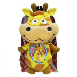 Jacket Pack It Pets (Giraffe)