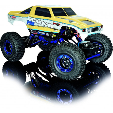 Carson 1: 10 x Crawlee XL Model Making 100% RTR 2.4 GHz