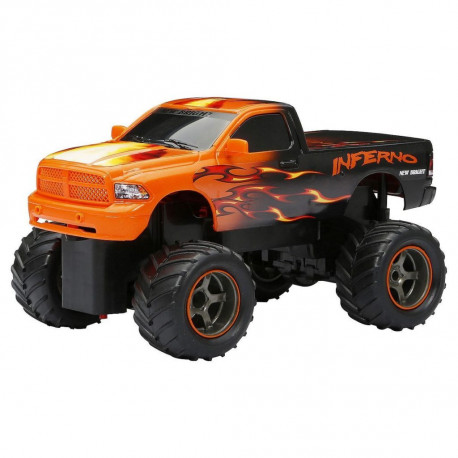 New Bright RC Turbo Dragons Radio Remote Control Car Truck Inferno