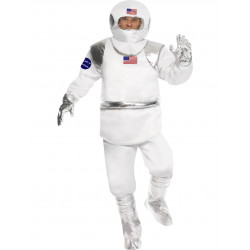 Spaceman Astronaut Adult Costume