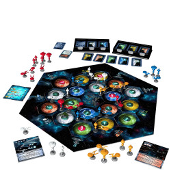 "Stalo žaidimas ""Star Trek Catan"""