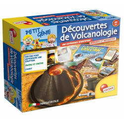 """Piccolo Genio """"Discoveries in Volcanology"""" Experiment Game"""