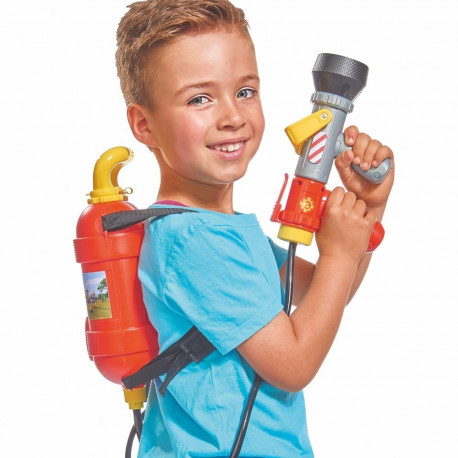 SAM water squirter backpack