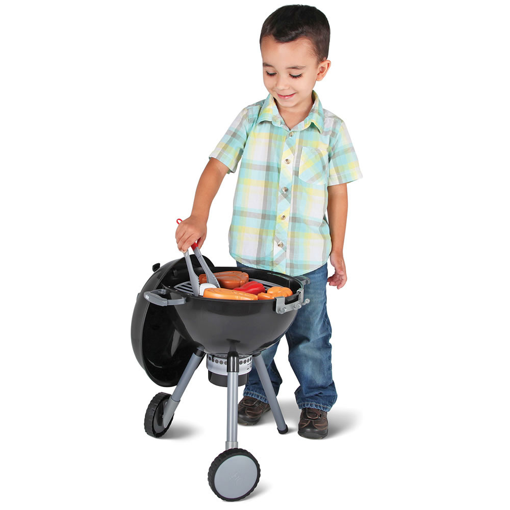 weber toy kettle barbecue - rinkis pigiau
