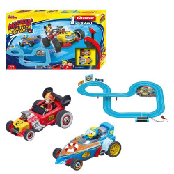 Lenktynių Trasa Carerra Mickey and the first Roadster Racers