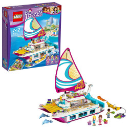 LEGO Friends 41317 – Sunshine and Katamaran