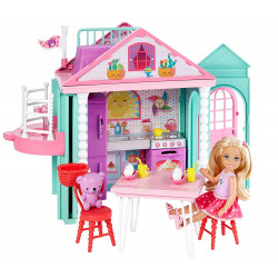 "Barbie Namas ""Club Chelsea"""