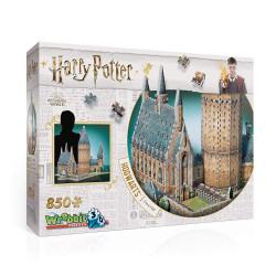 "Dėlionė ""3D Harry Potter Hogwarts Great Hall"""