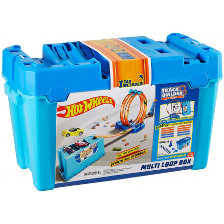 "Trasa ""Hot Wheels FLK90 - Track Builder"""