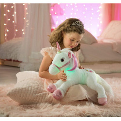 Lica Bella Rainbow Dreams Unicorn 45cm