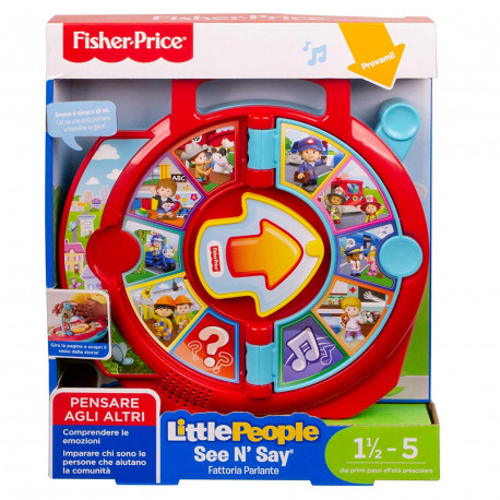Fisher-Price FXJ70 Little People