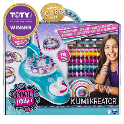 Kumi Kreator, Friendship Bracelet Maker