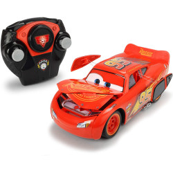 "RC Automobilis ""Dickie Toys RC Crash Car Lightning McQueen"""