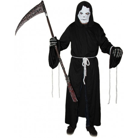 "Karnavalinis kostiumas ""Reaper Costume with Mask for Men"" (XXL)"