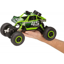"RC džipas ""Revell XS Crusher 4WD, Green"""