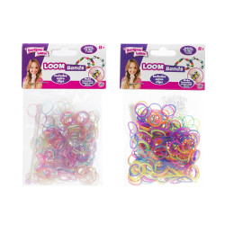 Designer Loom Band Pack (300 Pieces)