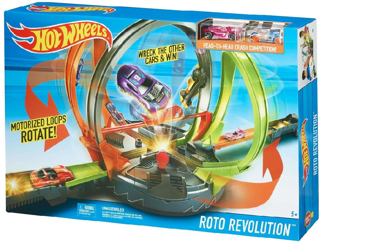 Hot Wheels – Roto Revolution