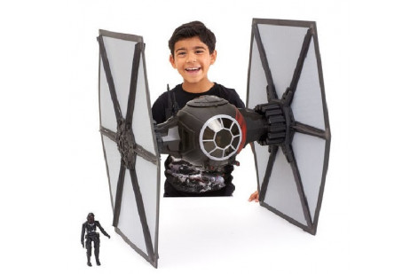Star Wars 7 Tie Fighter